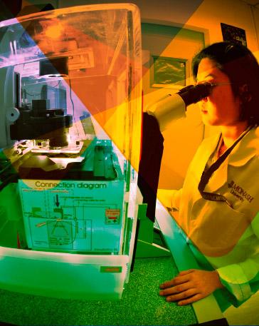 Monash University Lab