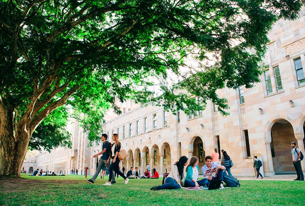 University of Queensland Campus